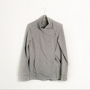Lululemon Wrap Sweater 🥑